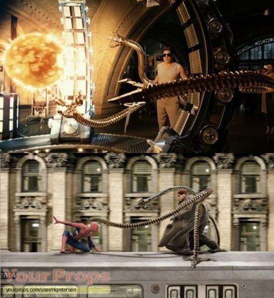 Spider-Man 2 original movie prop