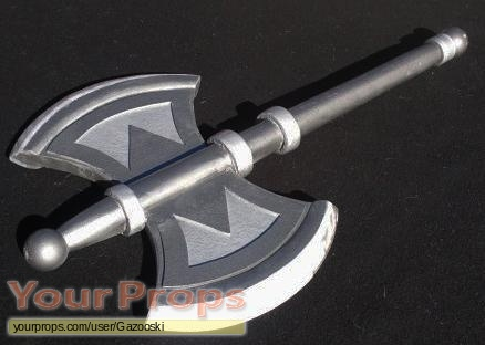 He-Man and the Masters of the Universe replica movie prop weapon