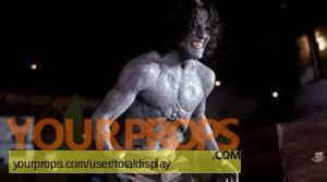 Underworld  Awakening original make-up   prosthetics