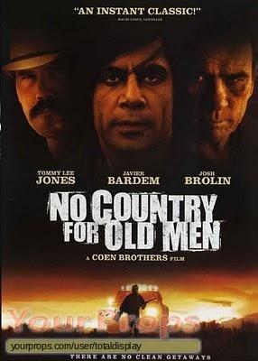 No Country for Old Men original movie costume