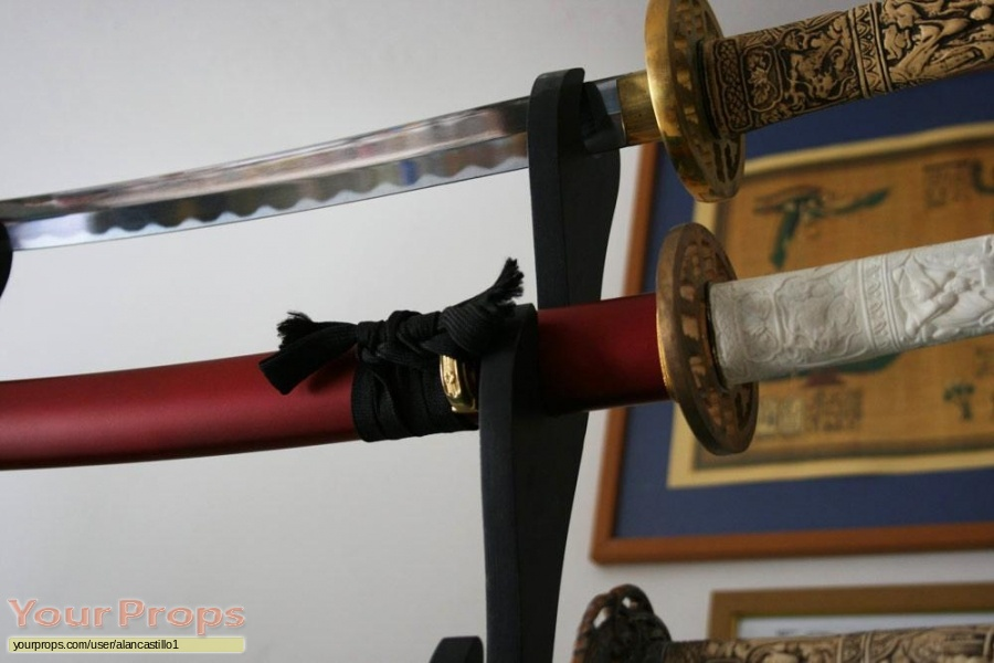 Highlander replica movie prop