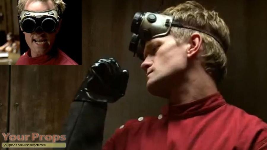 Dr  Horribles Sing-Along Blog replica movie prop