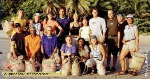 Survivor Marquesas original movie prop