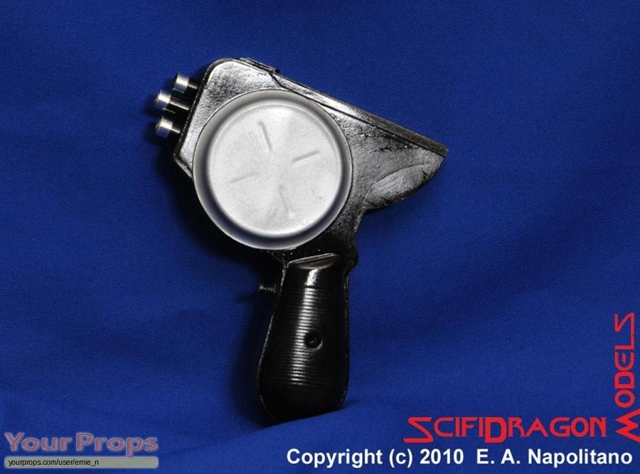 Buck Rogers replica movie prop weapon