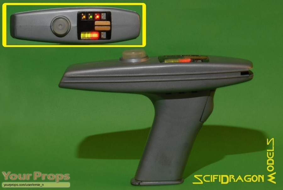 Star Trek - The Motion Picture replica movie prop weapon