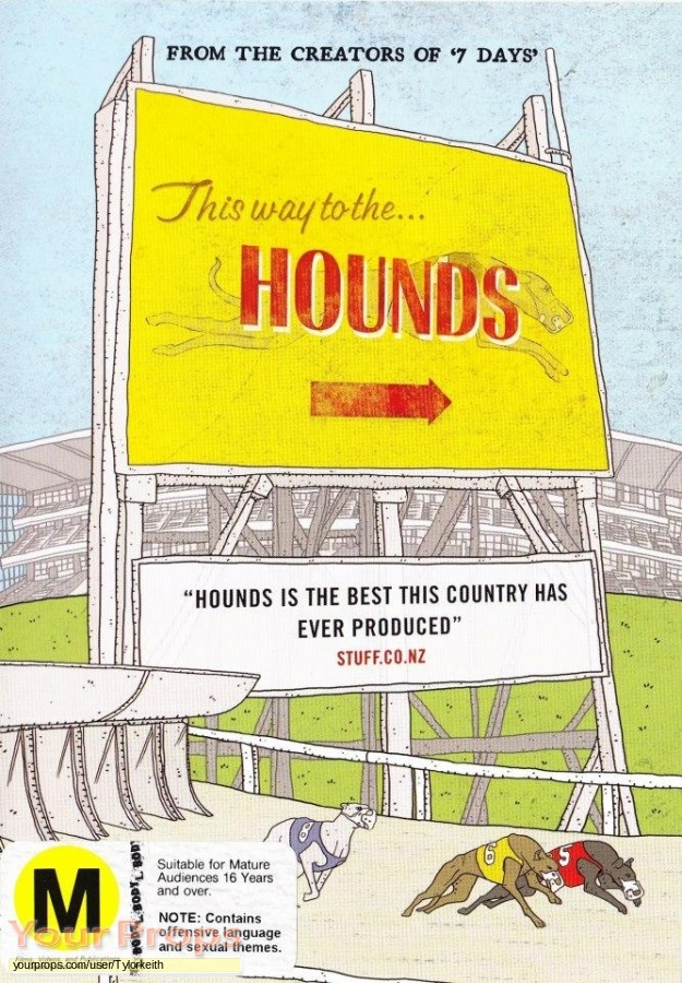 Hounds original movie prop