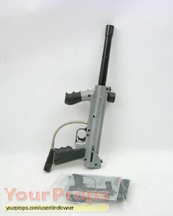 Even Money original movie prop weapon