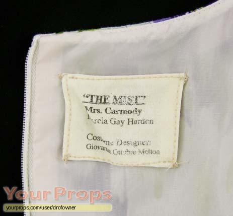 The Mist original movie costume