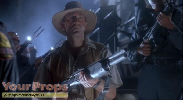 Jurassic Park replica movie prop weapon