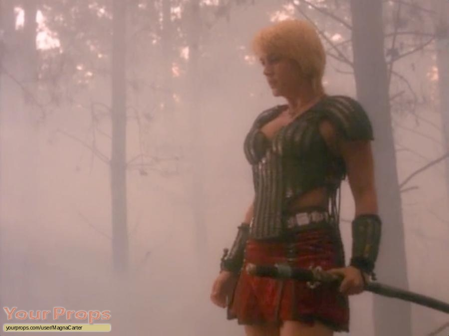 Xena: Warrior Princess...