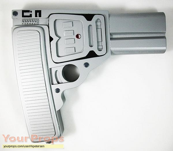The Last Starfighter replica movie prop weapon
