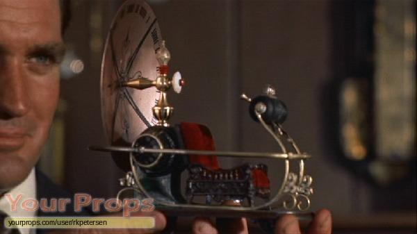 The Time Machine replica movie prop