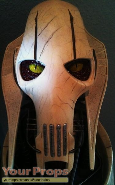 Star Wars  Revenge Of The Sith Sideshow Collectibles movie prop