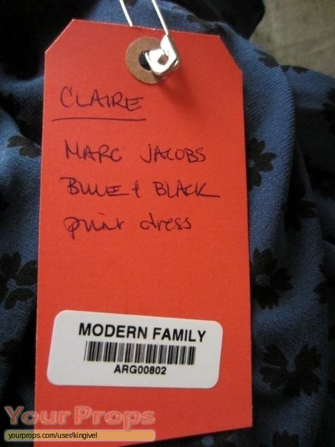 Modern Family original movie costume