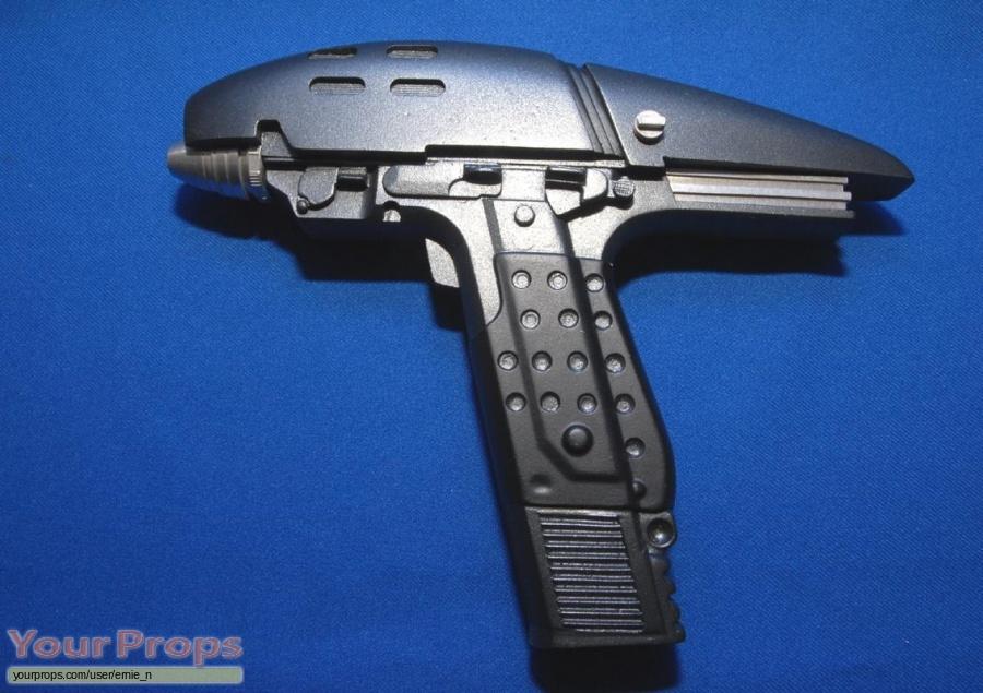 Star Trek V  The Final Frontier replica movie prop weapon