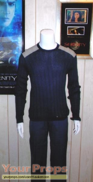 Serenity original movie costume