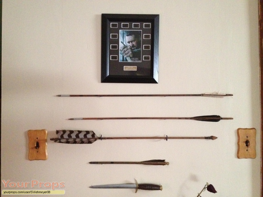 Robin Hood  Prince of Thieves original movie prop