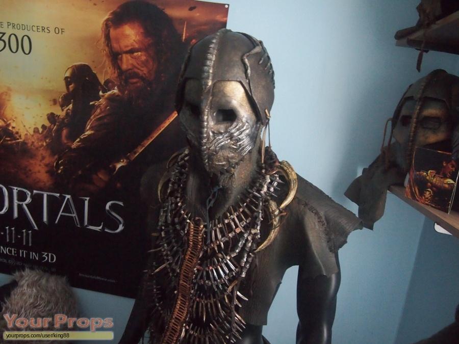 Immortals original movie costume