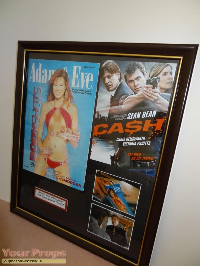 Cash original movie prop