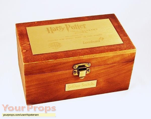Harry Potter and the Sorcerers Stone replica movie prop