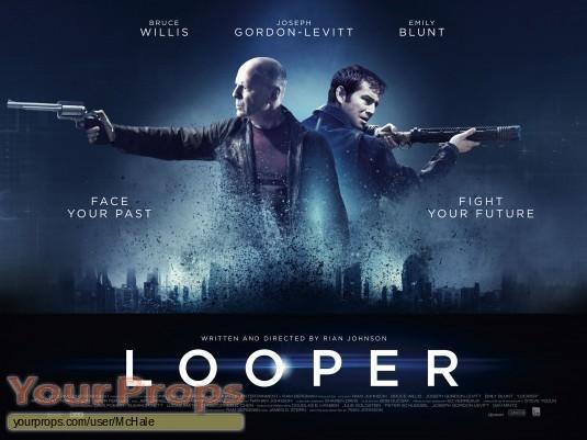 Looper replica movie prop