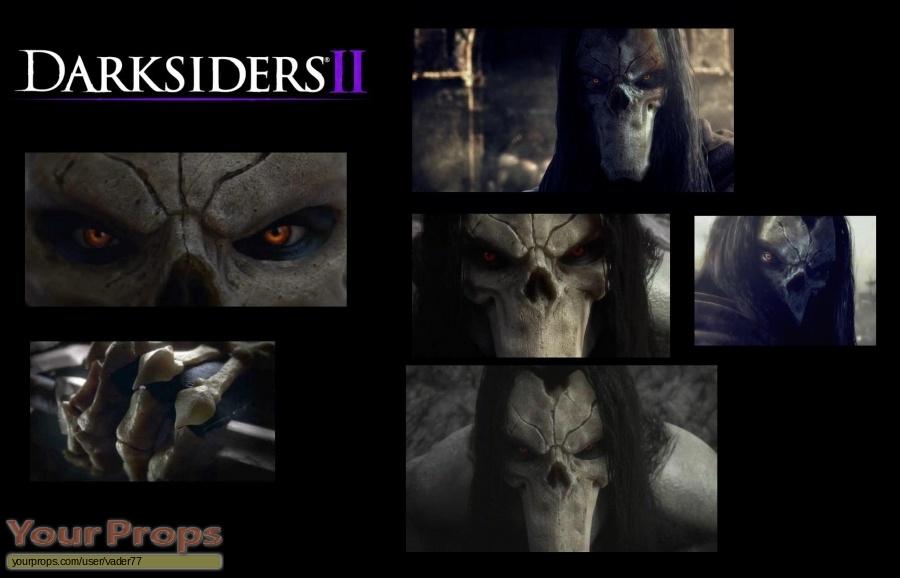 Darksiders 2 (videogame) replica movie costume