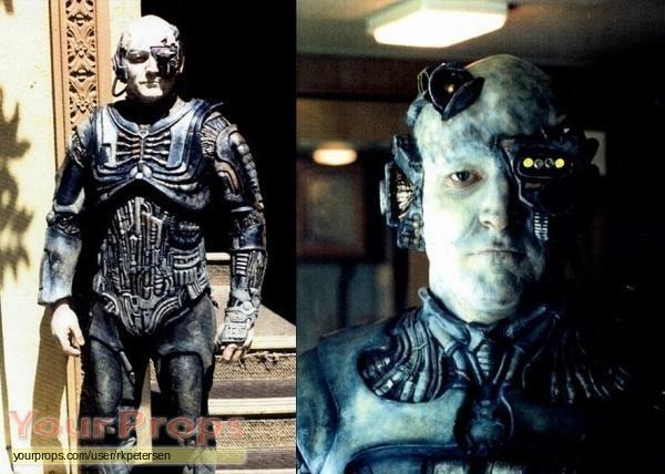 Star Trek  First Contact original production material