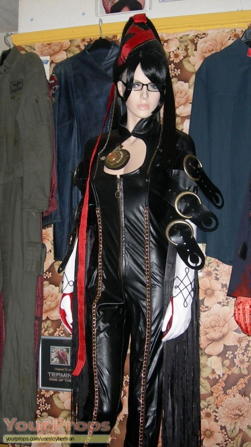 Bayonetta (video game) replica movie costume