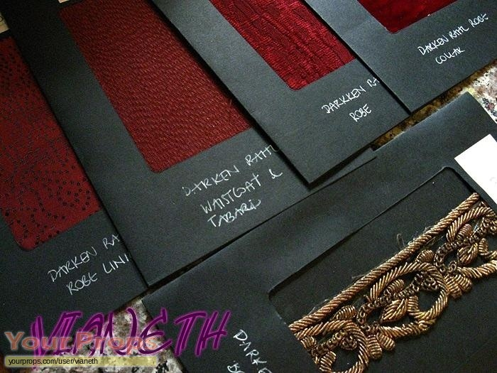 Legend of The Seeker swatch   fragment set dressing   pieces