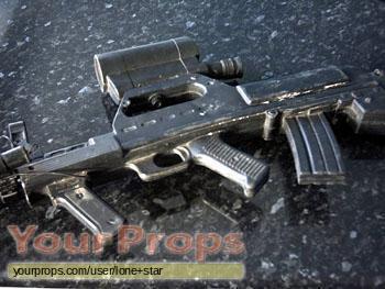 Tank Girl original movie prop weapon