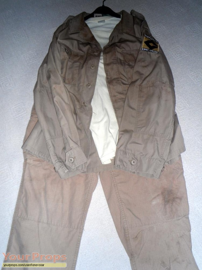 The Rundown original movie costume
