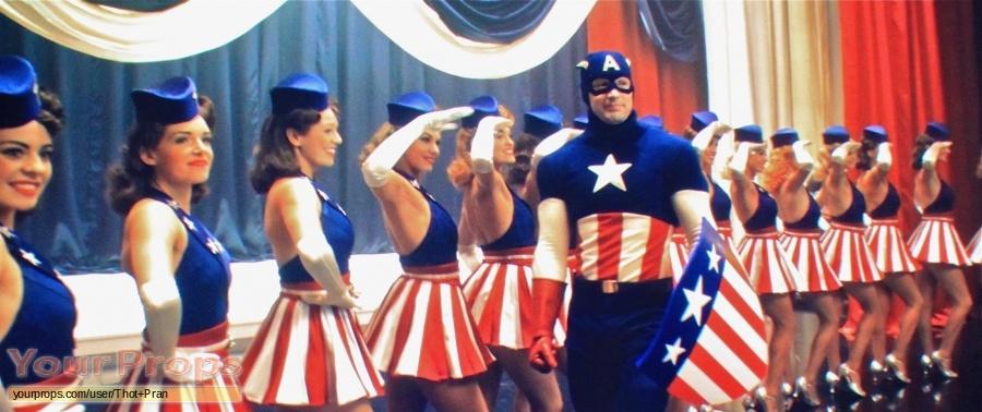 Captain America  The First Avenger original movie costume