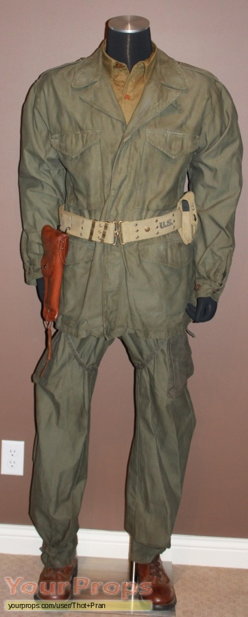 Captain America  The First Avenger original movie costume