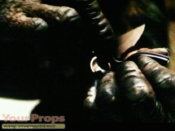 Rise of the Planet of the Apes original movie prop weapon