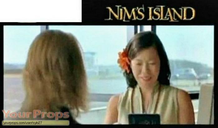 Nims Island original movie costume