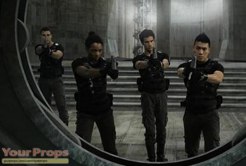 Sanctuary original movie prop weapon