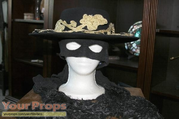 The Legend of Zorro original movie costume
