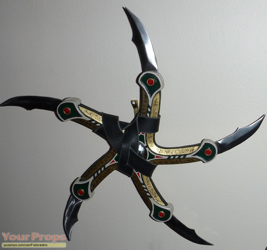 Krull replica movie prop