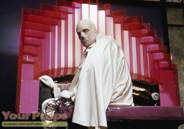The Abominable Dr  Phibes replica make-up   prosthetics