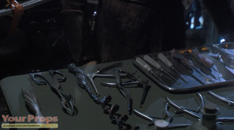 Stargate Atlantis original movie prop