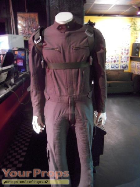 Stealth original movie costume