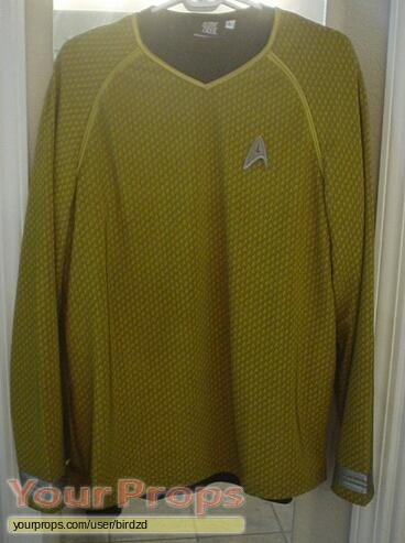 Star Trek Into Darkness replica movie costume