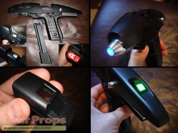Star Trek VI  The Undiscovered Country replica movie prop weapon