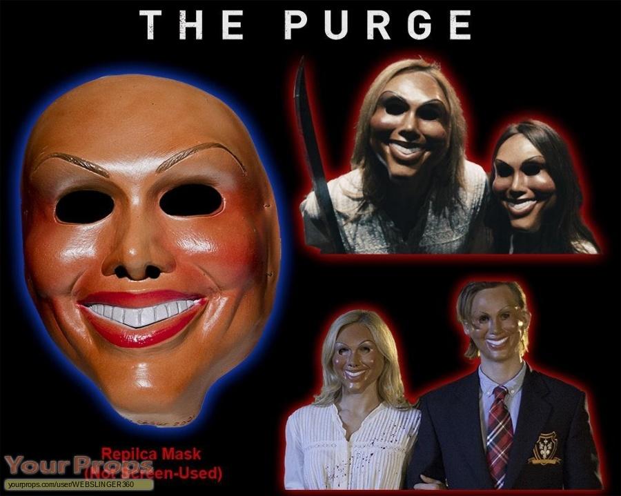 The Purge replica movie prop