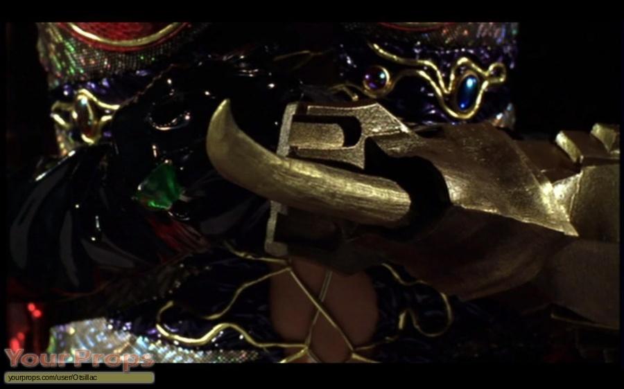 Power Rangers Turbo original movie prop