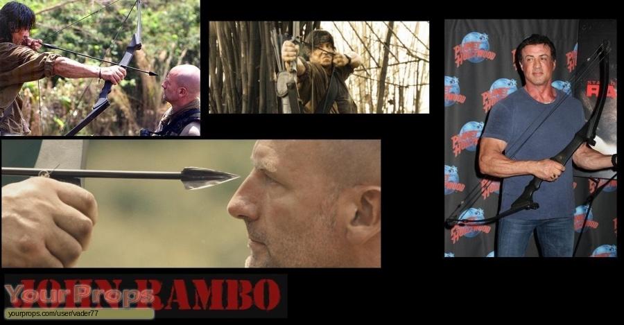 Rambo replica movie prop