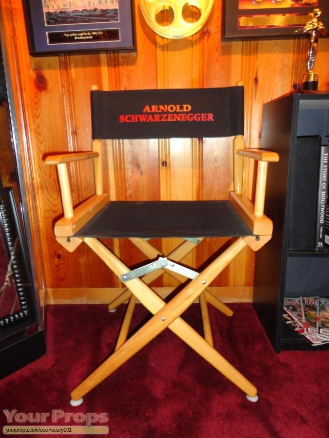 Terminator 3  Rise of the Machines original film-crew items