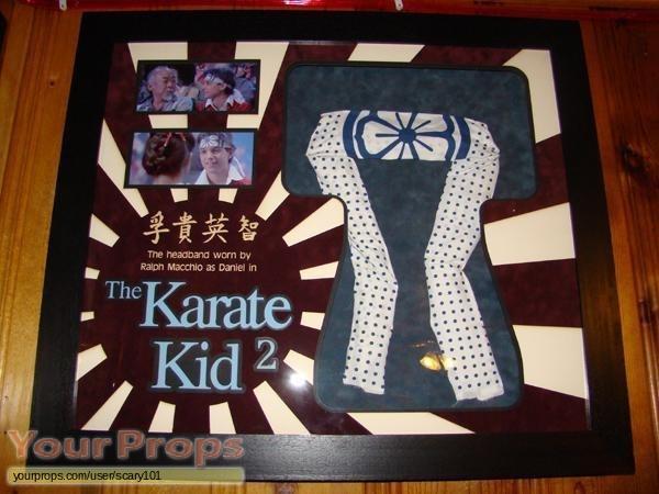 The Karate Kid  Part 2 original movie costume