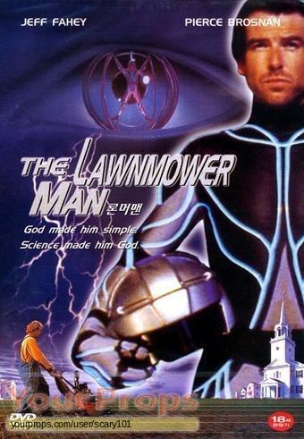 The Lawnmower Man original production material