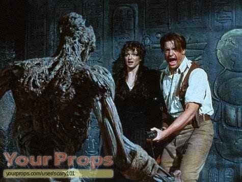 The Mummy original movie prop weapon